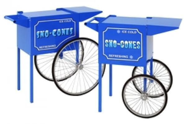 Paragon Cart for Small Snow Cone Machines